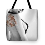 Sexy Back Tote Bag