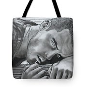 Sexy Eyes Tote Bag