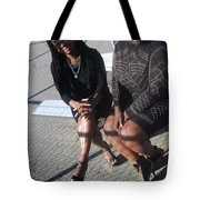 Sexy Friends 2 Tote Bag