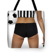 Sexy Referee Tote Bag