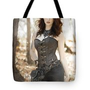 Sexy Steam Punk Tote Bag