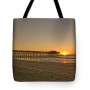 Sh213266 Garden City Sunrise Tote Bag