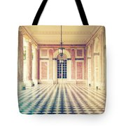 Shabby Chic Versailles Columns Of Grand Trianon Tote Bag