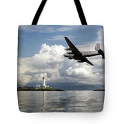 Shackleton Heading Out On Patrol Tote Bag