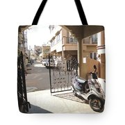 Shade And Shadows Tote Bag