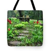 Shade Garden 2  Tote Bag