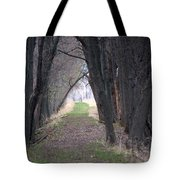Shaded Walk Tote Bag
