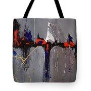 Shades Of Gray Tote Bag
