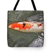 Shades Of Koi Tote Bag