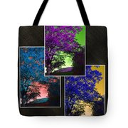 Shades Of The Blue Ridge Tote Bag