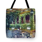 Shades Of Van Gogh Tote Bag