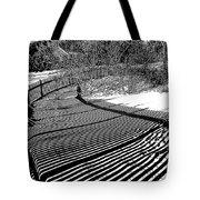 Shadow Beauty Tote Bag