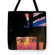 Shadow Boxer Tote Bag