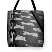 Shadow Chain Tote Bag