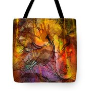 Shadow Hunters Tote Bag