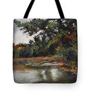 Shadow Lake Plein Air #3 Tote Bag