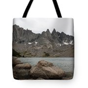 Shadow Lake Tote Bag