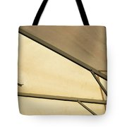 Shadow Of A Bird Tote Bag