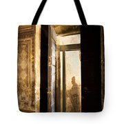 Shadow Of A Ghost Tote Bag