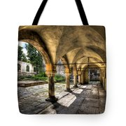 Shadow Of The Day Tote Bag