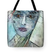 Shadow Of The Soul Tote Bag