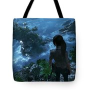 Shadow Of The Tomb Raider Tote Bag