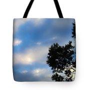 Shadow On Softness Tote Bag