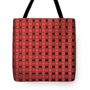 Shadow On The Path Abstract #3 Tote Bag