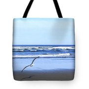 Shadow On The Sand Tote Bag