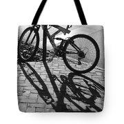 Shadow Play Tote Bag