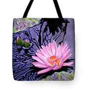 Shadow Reflections Tote Bag
