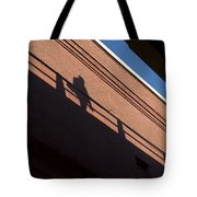 Shadow Skate Tote Bag