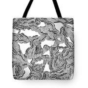 Shadow Vision 1 Tote Bag