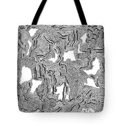 Shadow Vision 2 Tote Bag