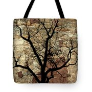 Shadow Wall Tote Bag