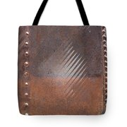 Shadows And Rust 2 Tote Bag