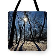 Shadows And Silhouettes Tote Bag
