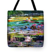 Shadows And Sunlight Tote Bag