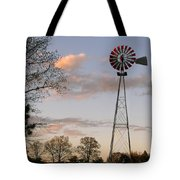 Shadows Fall  Tote Bag