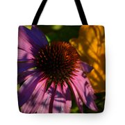 Shadows Of August Tote Bag