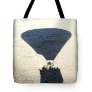 Shadows Of Freedom Tote Bag
