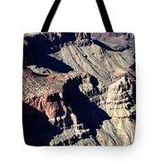 Shadows Of Grand Canyon Tote Bag