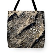 Shadows On A Block Of Sandstone Tote Bag