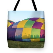 Shadows On The Side Tote Bag