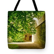 Shadowy Alley. Tote Bag