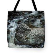 Shady Stream Boulder Tote Bag