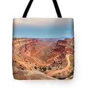 Shafer Canyon Tote Bag