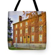 Shaker Brick Building Tote Bag