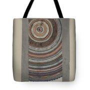 Shaker Circular Rug Tote Bag
