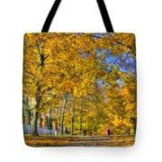 Shaker Fall Walk Tote Bag